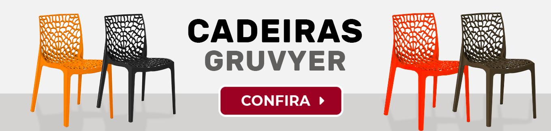 Cadeiras Gruvyer