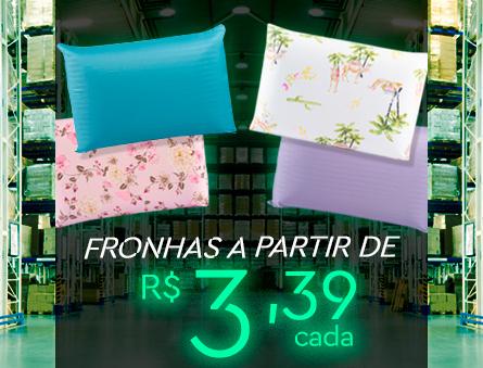 FRONHAS A PARTIR DE CADA